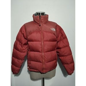 North Face women's 700 goose down puffer